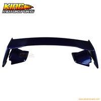 Для 15 16 Impreza WRX STI Стиль спойлер багажника Роспись Galaxy Синий Металлик # e8h