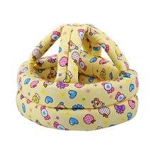 LOVIN BECIA  newborn Protect head helmet hats for kids prevent impact walk Wrestling sport baby play boy & girls cotton caps