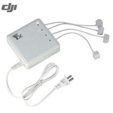 DJI искры RC Камера Drone США Версия 6 в 1 Multi Батарея Дистанционное управление телефон центром параллельно Dual USB разъем Зарядное устройство