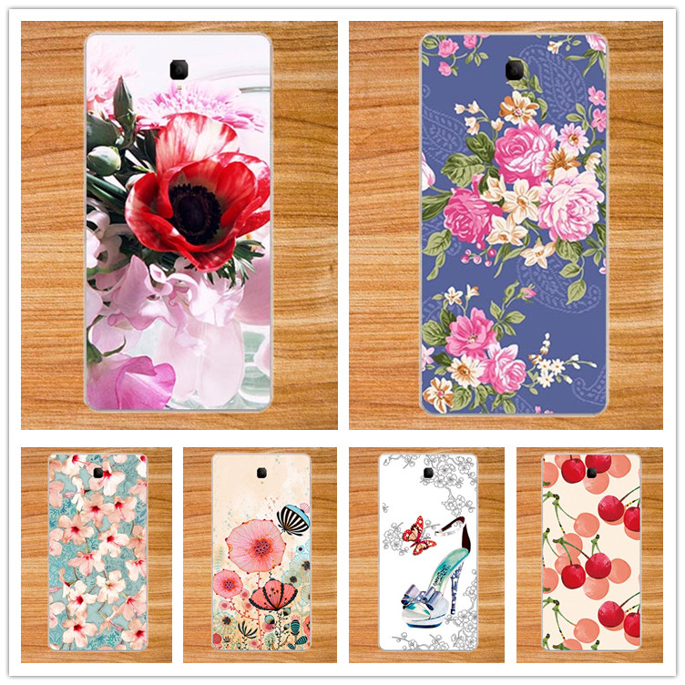 Fashion Cute Design 10 Styles SOFT TPU Fall für Fly Cirrus 2 FS504 Cover DIY Maler Cover für Fly FS504 Back Case