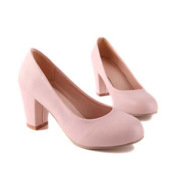 2017 Limited Zapatos Mujer Tacon Shoes Big Size 34-43 Colour New Spring Autumn Women's Pumps Women High Heels Pu 07 - discount item  28% OFF Women's Shoes