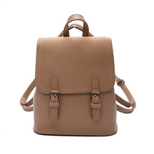 Herald Fashion  Woman Backpack With Tassel Quality Cow Split Leather School Bag for Teenage Girl Lady Travel 2019 New Hot