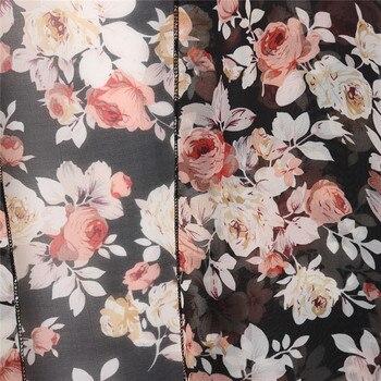 Floral Chiffon Kimono 3