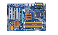 gigabyte GA P43 ES3G original All solid state desktop motherboard DDR2 LGA775 P43 Gigabit Ethernet free shipping
