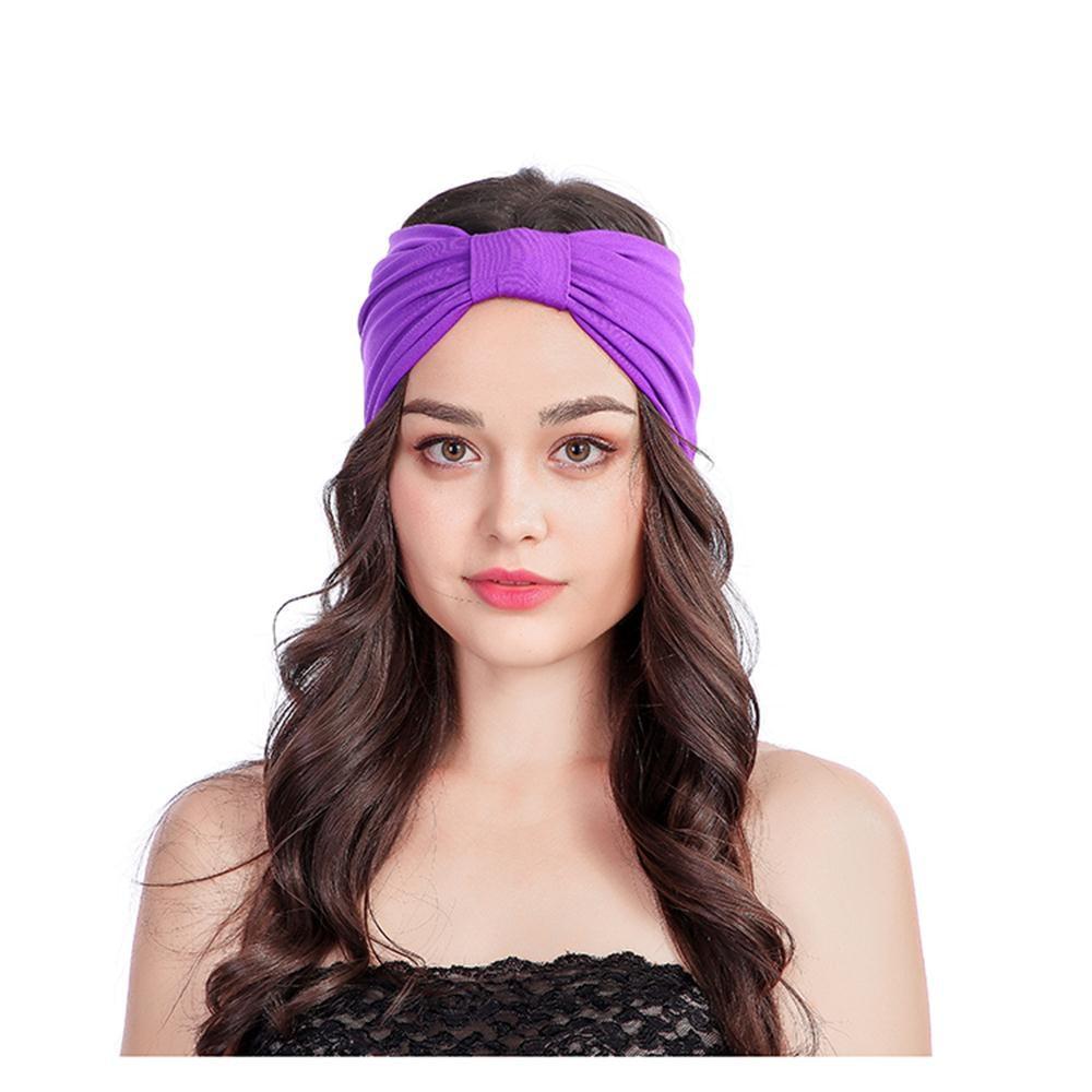 Women Hair Ball Headband Elastic Handmade Tie Design HairBand  hair accessories for women hair clips turban scrunchie