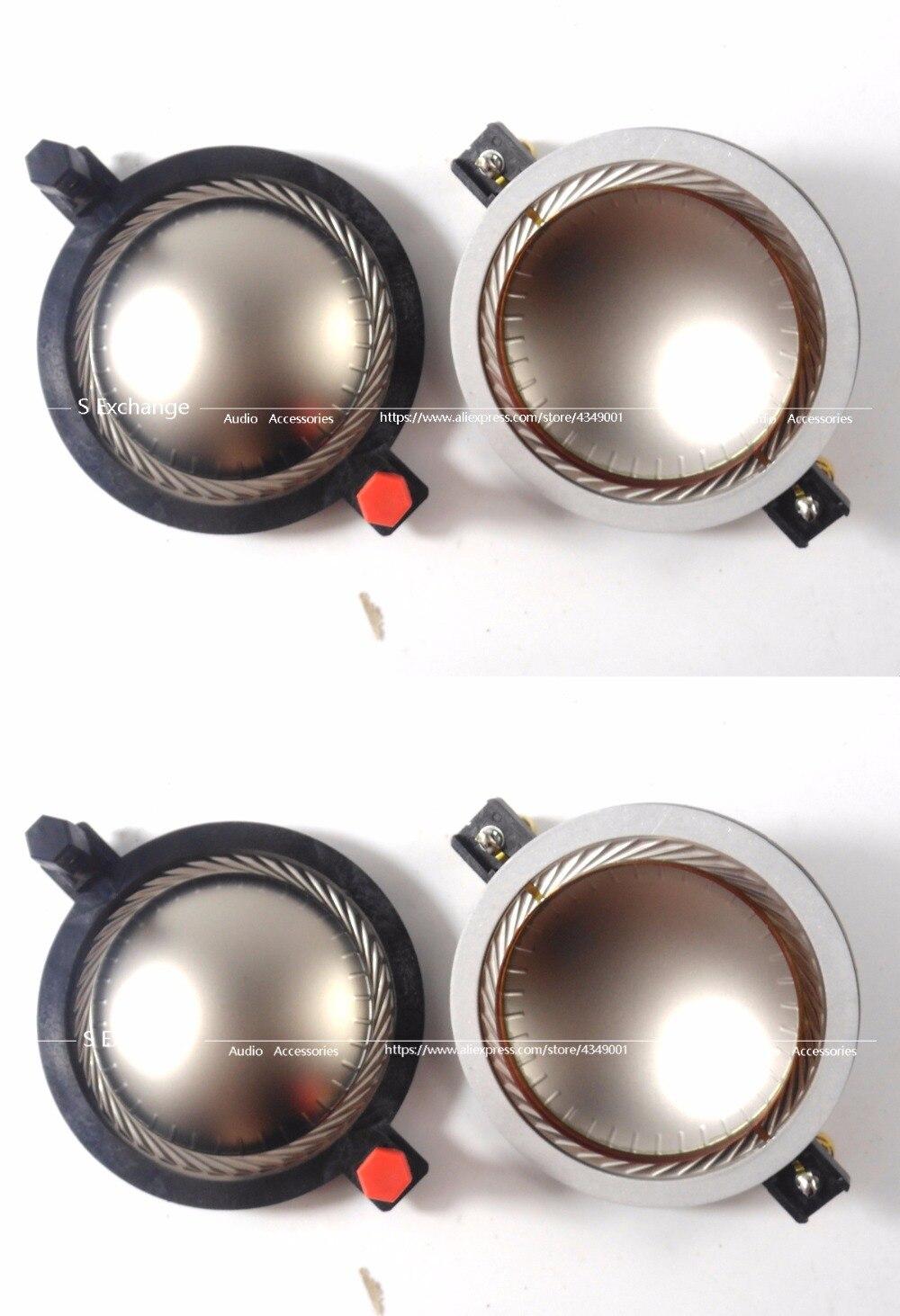 4PCS Replacement Diaphragm 64 8mm For B C DE600 DE610 DE620 8 Ohm D BCMMD600 8