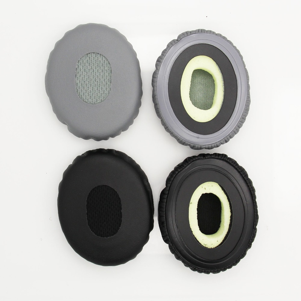 1 Pair Of Replacement Ear Pads Cushion Earpads Pillow Foam