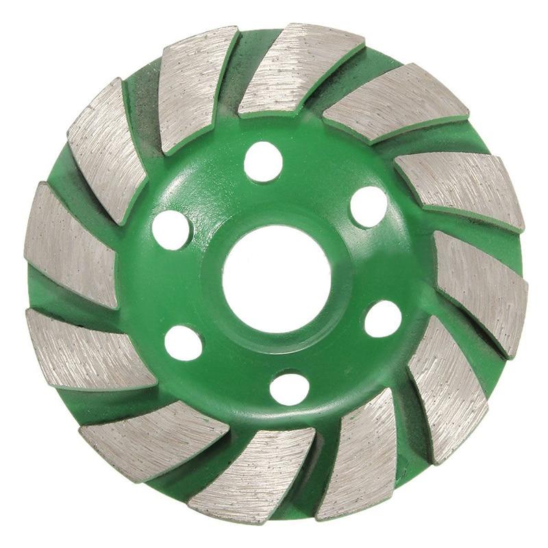 100 mm deimantinio šlifavimo disko dubenėlio formos šlifavimo - Elektriniai įrankiai - Nuotrauka 3