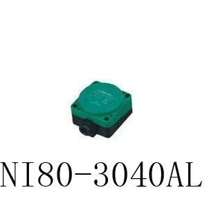 Inductive Proximity Sensor NI80-3040AL 2WIRE NO DC6-36V Detection distance 40MM Proximity Switch sensor switch 3wire diameter 4mm inductive proximity sensor npn nc dc6 36v detection distance 1mm proximity switch sensor switch lj4a3 1 z ax