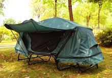 Бесплатная сборка горного кемпинга созданы с земли палатку кровать открытый отдых существенные многофункциональный рыбалка палатки