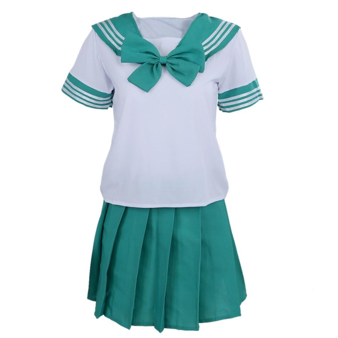 Dress up diary baju pelaut - Halloween Kostum Untuk Wanita Jepang Seragam Sekolah Dress Cosplay Costume Lolita Dress China Mainland