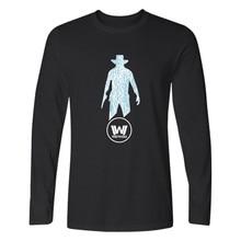 Beyond Westworld Long Sleeve Top