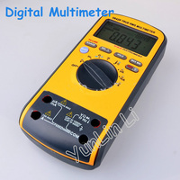 6600 Counts TRUE RMS Safety Digital Multimeter Fit Backlight with USB Interface VA42R