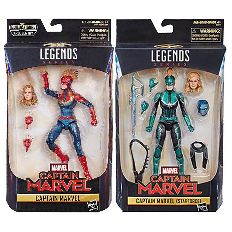 Captain Marvel Figures