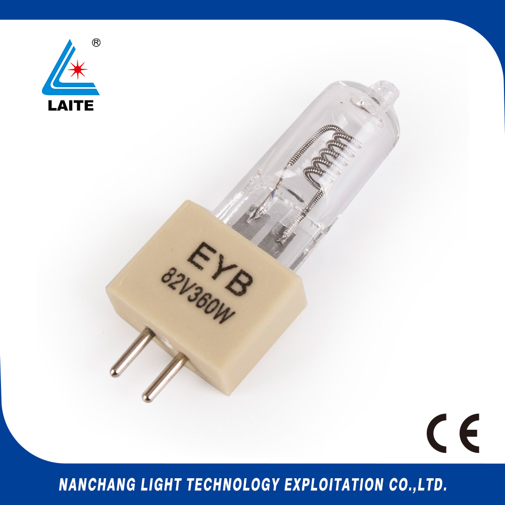 LT03095 82v360w xenon Projection Halogen Lamp EYB 82V 360W G5.3 optical display bulb free shipping-10pcs