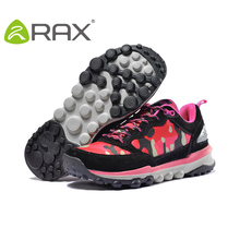 RAX Men's Outdoor Waterproof  Hiking Shoes Fast Walking Jogging Trekking Climbing Sport Shoes for Women Outdoor Trekking Sneaker