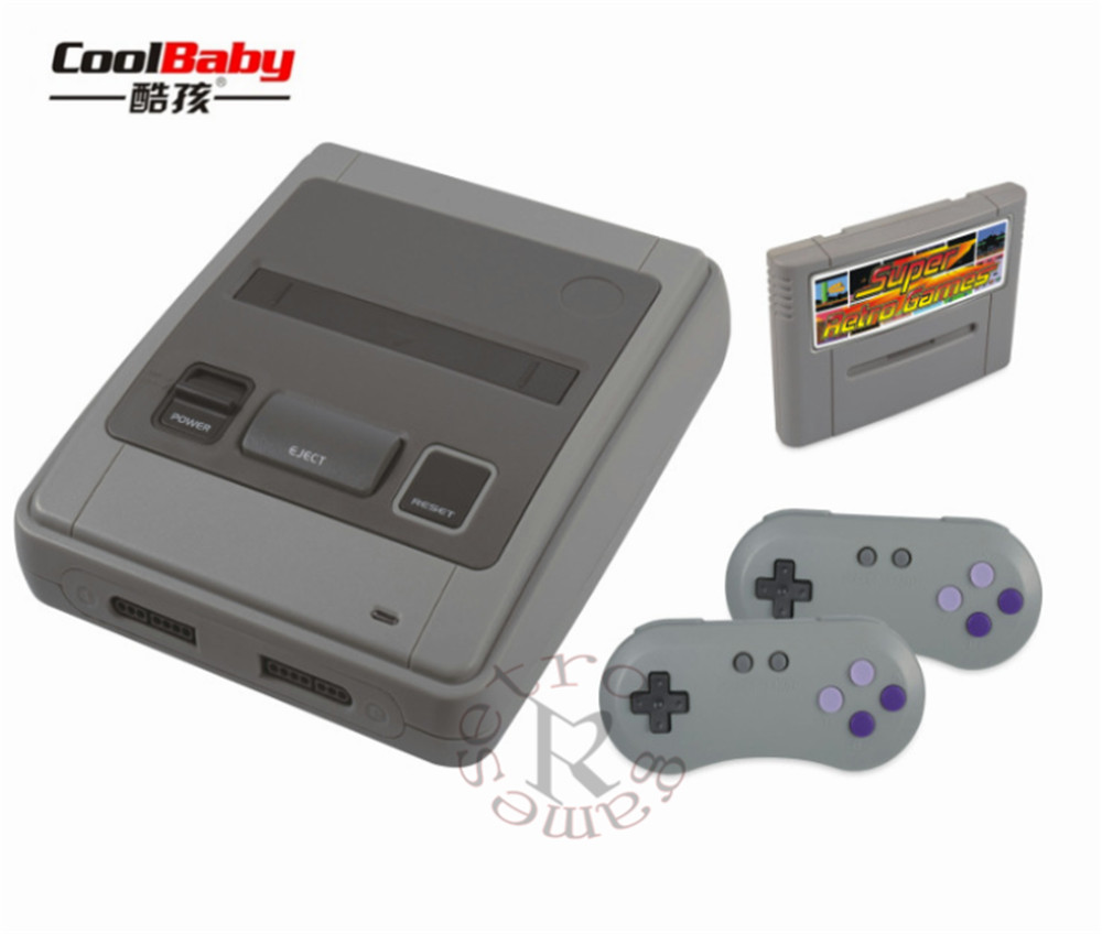 HDMI Outout Rétro Classique de poche joueur de jeu Famille TV jeu vidéo console Enfance Intégré 518 Jeux Sans Fil contrôleur