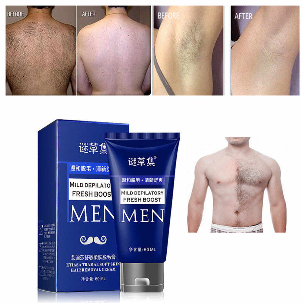 2018 New Man S Permanent Body Hair Removal Cream Hand Leg Hair