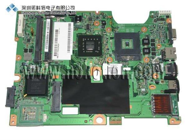 Placa madre del ordenador portátil para hp g50 g60 cq50 cq60 series 485219-001 intel gl40 48.4h501.021 4500mhd ddr2 placa madre