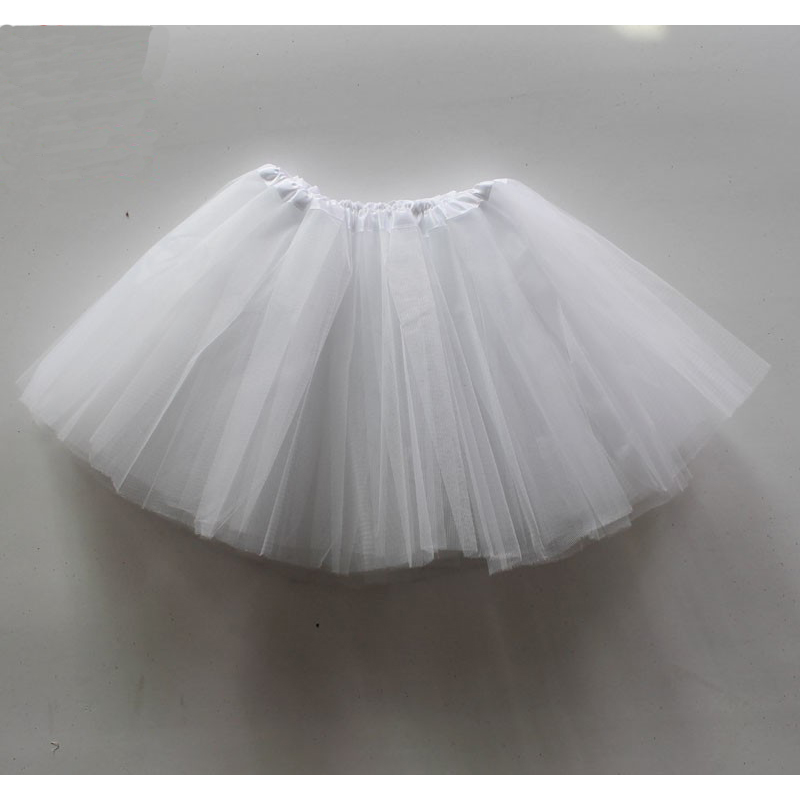 bf4d2fa72a 2018 New girl Dance Skirt Children's Poncho Akirt tutu skirt Princess net  yarn Pleated Ballet Dancing Dkirt Girl Half Skirts-in Skirts from Mother &  Kids on ...