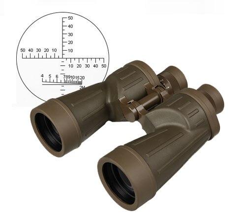 Télescope binoculaire militaire tactique E.T Dragon 10x50 PP3-0048