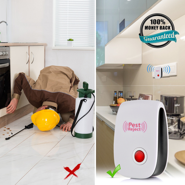 Electronic Ultrasonic Pest Repeller