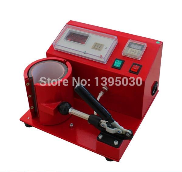 Digital Tazza Pressa (MP2105) Pneumatica Pressa di CaloreDigital Tazza Pressa (MP2105) Pneumatica Pressa di Calore