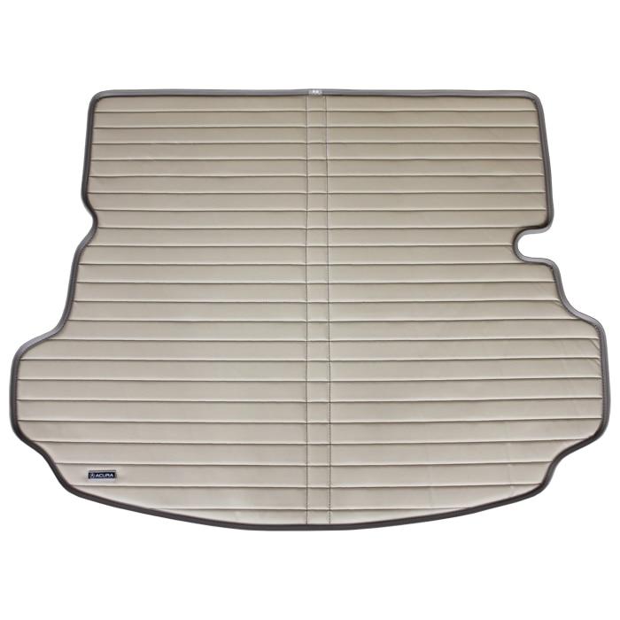 специальный складной кожаный салон, ковриков в багажник для Acura MDX в 3D стерео автомобиль ковры