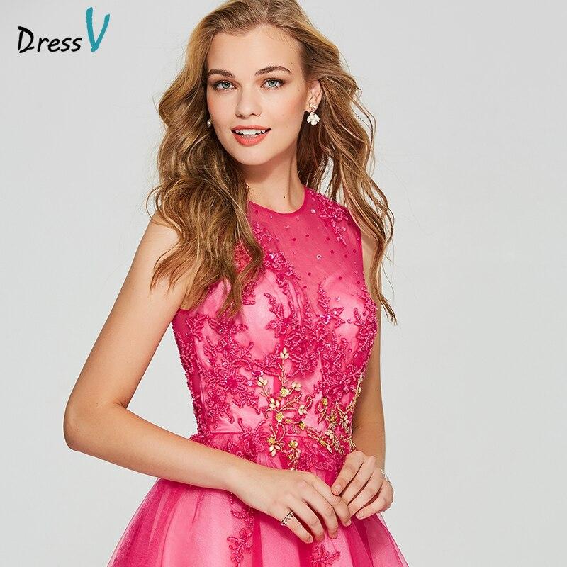 Bonito Vestido De Fiesta Corto Con Mangas Componente - Ideas de ...