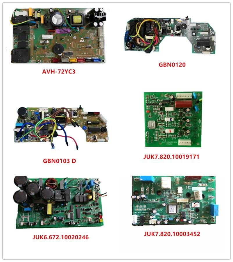 AVH-72YC3| GBN0120| GBN0103 D| JUK7.820.10019171| JUK6.672.10020246| JUK7.820.10003452N3 Used  Good Working