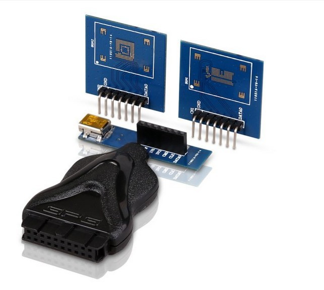 Цена за EMMC Адаптер Инструмент Для Z3X Легкий Jtag Pro по GPG с бесплатной доставкой