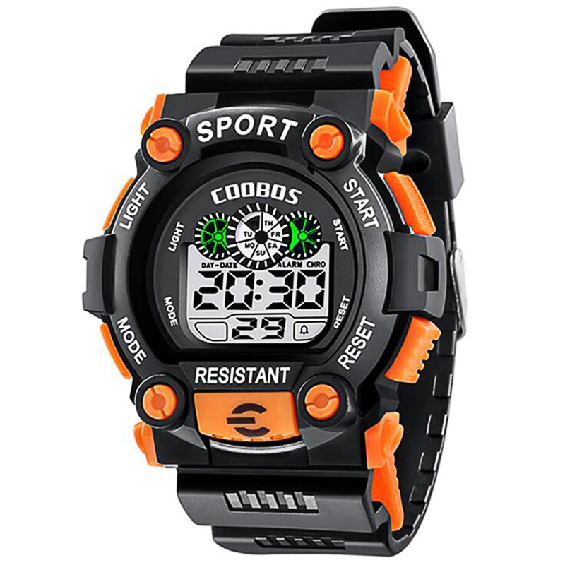 Watch Multifunction Children Digital Wristwatch Alarm 2019 Sport Men Women Watches Relogio Masculino Clock
