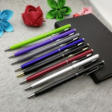 50sets wedding gifts and favors for guests friends logo text free on roller metal pens you can write any text/design it