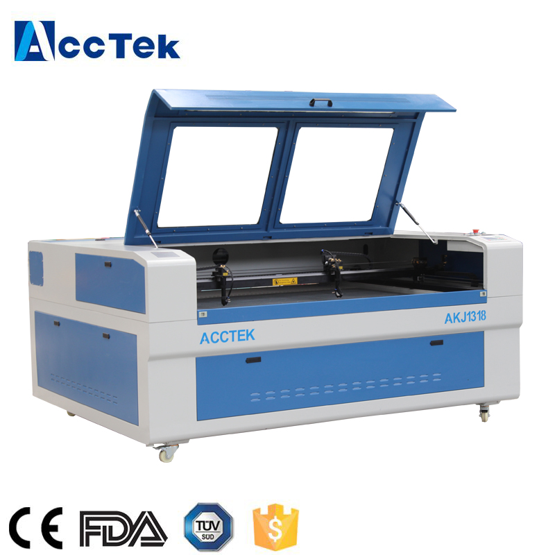 Merry Christmas CNC laser kit , co2 laser tube 150w laser cutting machines for cutting wood