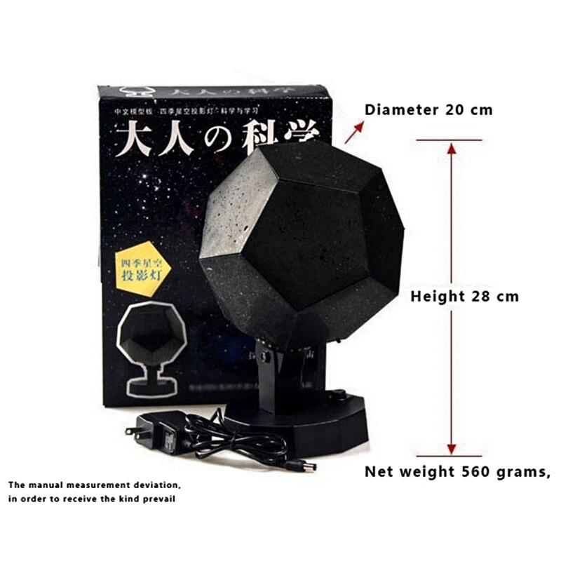 Luzes da Noite céu estrelado projetor estrela lâmpada Projector : Night Light