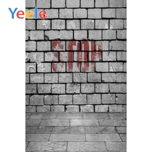 Yeele Vinyl Backdrops For Photography Grunge Retro Graffiti Brick Wall Portrait Custom Dark Backgrounds Props Photo Studio