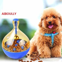 Tumbler Dog Pet Food Leakage Toy Funny Food Dispenser Pet Tumbler Toys Ball Products For Pets Cat Toys Fun And Tasty