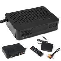 HD 1080 P DVB-T2 Receptor de Radiodifusión de Vídeo Caja Set-up TV HDTV MPEG4 + Remote APE