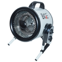 3000W High Power Air Blower Electric Air Heater Household Industrial Dryer Hot Air Fans BGP 1403 03