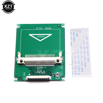 Precio más bajo CF Tarjeta de flash compacto a 1,8 pulgadas ZIF/CE adaptador para iPod 5G 6G HDD triangulación de envío