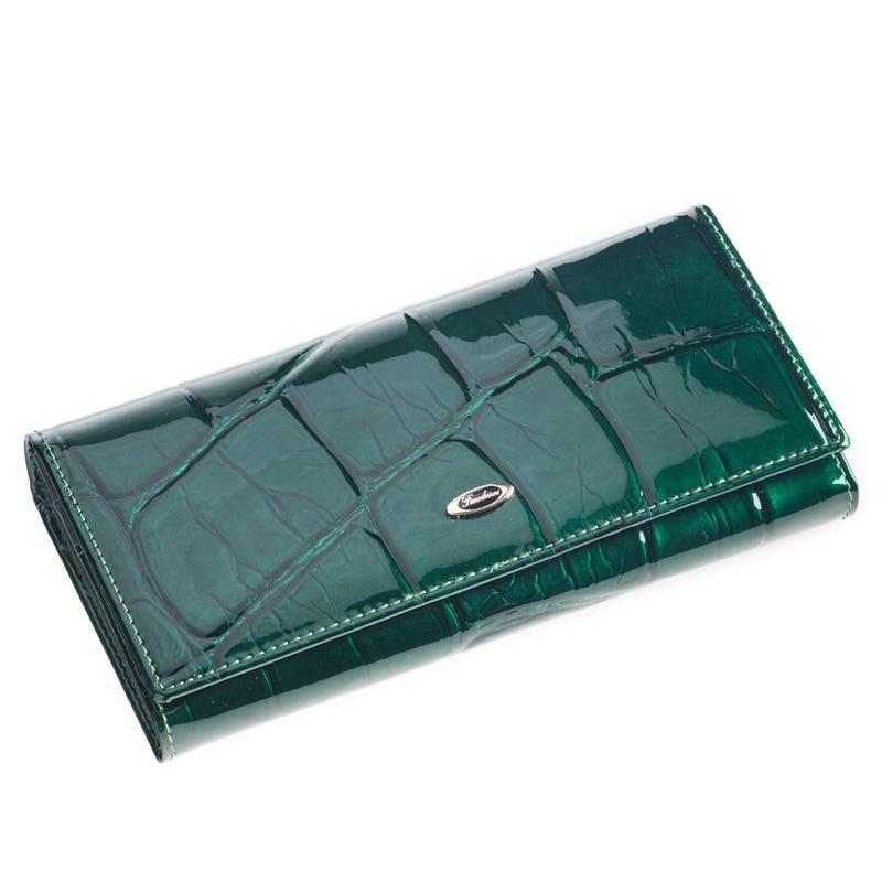 sacolas mulher longo dinheiro bolsa Composição : Cow Leather