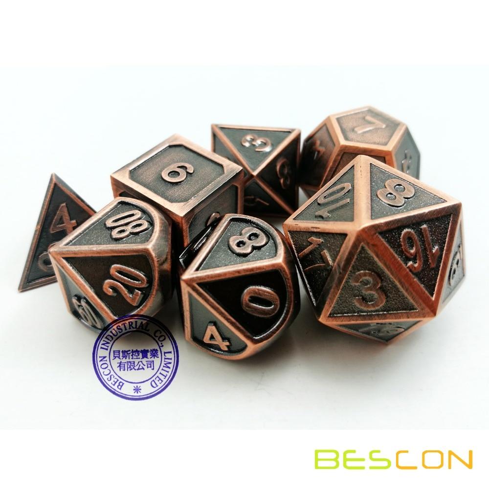 bescon novo estilo de cobre solido metal 04