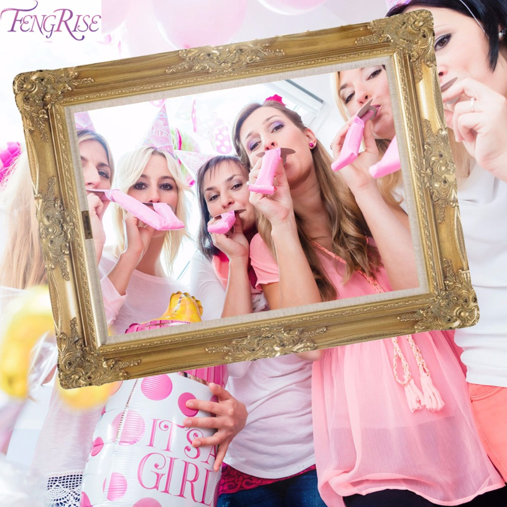 Large Frame For Photo Booth Fengrise Paper Funny Photobooth Frame Photo Booth Props