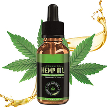 30ML Hemp Oil Extract for Pain, Anxiety & Stress Relief 1000mg of Organic