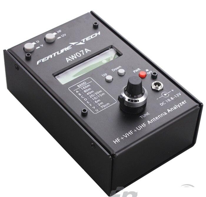 Electrical Frequency Tester : Aliexpress buy ham hf antenna analyzer aw a digital