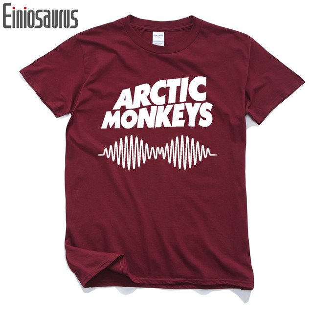 754b1fc1 ARCTIC MONKEYS T-SHIRT NEW ALBUM WOMENS MENS ROCK TEE T SHIRT MUSIC SWAG  More Size and Colors