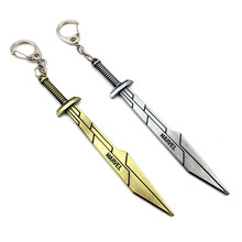 2019 Marvel The Avengers Thor Ragnarok Sword Keychain Stormbreaker Thanos Venom Spider-men Multiple Choice fans Keyring Jewelry