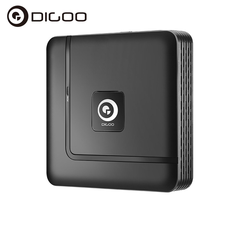Digoo DG-XME 4 8 12CH 1080P HDMI P2P Standalone ONVIF 2.5 NVR Recorder r IP Camera Security System for PC Smartphone for DG-HLT digoo dg bb 13 mw 9 99ft 3 meter long micro usb durable charging power cable line for ip camera device