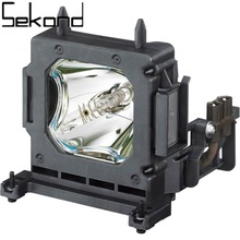 Sekond remplacement ampoule lmp-h210 lampe de projecteur avec le logement pour sony vpl-hw65es