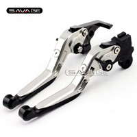 For BMW F650GS F650CS Scarver G650GS G650 Sertao Silver Motorcycle Adjustable Folding Extendable Brake Clutch Levers